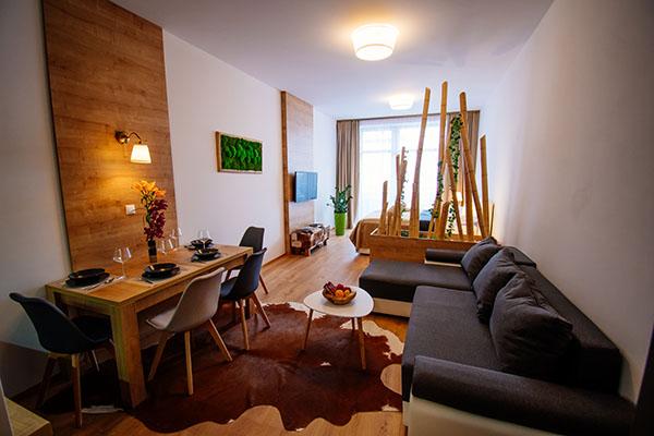 Apartmán Bamboo Hrebienok